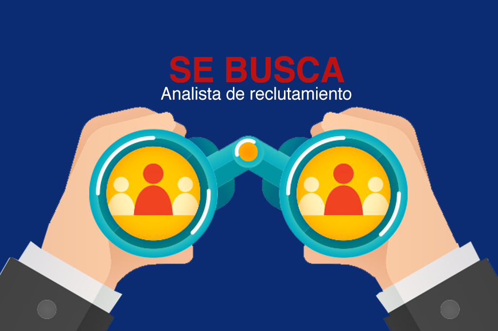 Analista de reclutamiento. Oportunidad laboral