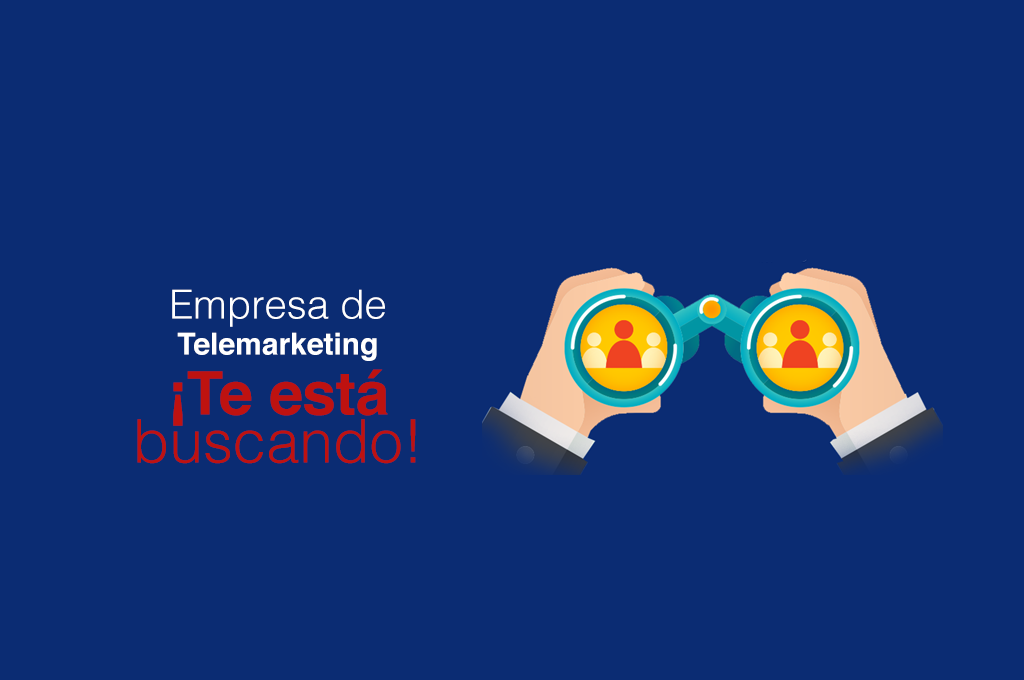 Telemarketing gran oportunidad laboral